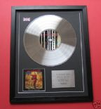 MICHAEL JACKSON - Blood On The Dance Floor CD / PLATINUM LP DISC